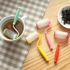Cute Novelty Silicone Paint Roller Tea Infuser Strainer - Pick a Color! NEW