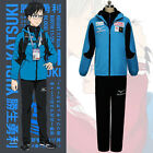 Yuri!!! on Ice Katsuki Yuuri Sportswear Suit Outfit Cosplay Costume