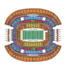 Dallas Cowboys vs Tampa Bay Buccaneers Tickets 12 18 16 (Arlington)