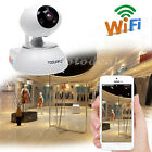 New HD WIFI Smart IP Camera Home Security Surveillance Alarm System Night Vision