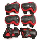 Knee Elbow Wrist Set Guard Pads Adult Protectors For Skating Skateboard Scooter