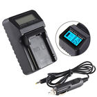LCD Battery Charger For LP-E8 LPE8 Canon EOS 550D 600D 650D 700D T2i T3i T4i T5i