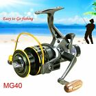 10+1BB Ball Casting Left/Right Interchangeable  Spinning Fishing Bearing Reel