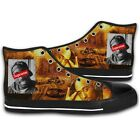 New Tupac Supreme Rap Raper Music Logo Shoes Sneakers Casual