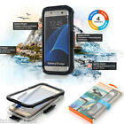 Waterproof Dirt Proof Life Case Full Cover F Samsung Galaxy S6 / S7 Original Box
