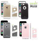NEW OEM Moshi iGlaze / Armour Slim Shell Cover Case For Apple iPhone 6 6s