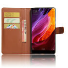 "Card Holder Flip PU Leather Protective Cover For 6.4"" Xiaomi Mi Mix Mobile Phone"