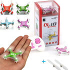 Cheerson CX-10 Mini RC Quadcopter 2.4Ghz 4CH 6-Axis GYRO Nano LED UFO Drone RTF