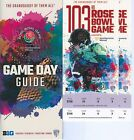 2-2017 Rose Bowl Tickets Near Aisle Tickets In-hand