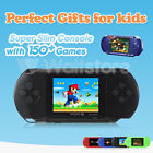 console portable - PXP3 Game Console Handheld Portable 16 Bit Retro Video 150+ Games LCD