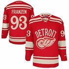 Johan FRANZEN Red Wings RBK Winter Classic Officially Licensed NHL Jersey