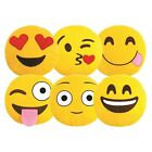 30cm UK Emoji Emoticon Stuffed Cushion Plush Soft Pillow Smiley Face Gift Yellow