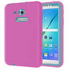 USPS Heavy Shockproof Hard Tablet Case Cover For Samsung Galaxy Tab 3/E Lite 7.0