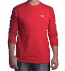 Ecko Unltd. Men's Solid Red Thermal Tee Shirt Choose Size