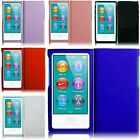 For Apple Ipod Nano 7 Rubberized Hard Phone Case Cover