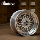 LENSO BSX BBSs RS STYLE ALLOY WHEELS VW BMW HONDA FORD AUDI TOYOTA VAUXHALL