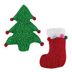 Zanies Holiday Huggables Grunter plush toy dog toys Candy Cane Stocking or Tree