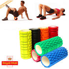 Yoga Foam Roller Exercise Trigger Point GYM Pilates Texture Physio Massage BM EC