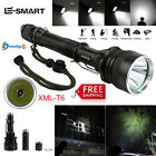 30000LM XML T6 LED Super Bright 5-Mode 18650 Flashlight Hunting Torch Lamp Light