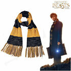Fantastic Beasts and Where to Find Them Newt Scamander Winter Fringing Scarf