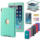 Rugged Shockproof Protective Heavy Duty Case Rubber Cover Fr iPad Mini 1/2/3/Air