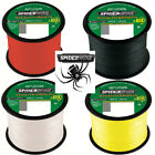 Spiderwire Stealth Smooth 8 ab 100m Green,Yellow,Red und Translucent (0,08 €/ m)