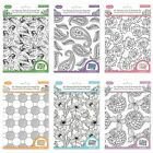 Living In Color Art Therapy Cards & Envelope Sets - 4 Sets - Many Styles