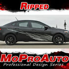 2013 2014 2015 2016 Dodge Dart SXT GT RIPPED DART Decals Stripe 3M Pro Series PD $275.27 CAD on eBay