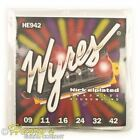 Wyres Uncoated Electric Guitar Strings Handmade in USA 9's OR 10's