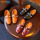 New Spring Children Boys Girls Casual Shoes Kids Students Loafers Slip-on Soft