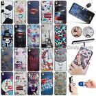 "For OPPO R9 Plus 5.5"" 3D Emboss Cartoon Finger Ring Stand Case Cover Luxury Cat"