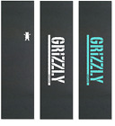 Grizzly Grip Tape Skateboard Deck Grip x 2 Sheets Griptape Mix And Match Stamped