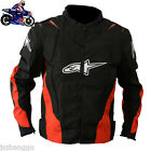 NEW! Oxford Clothing Motorcycle Riding Jacket Warm Protective Locomotive Suit