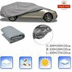 EXTRA LARGE FULL CAR COVER 100% WATERPROOF OUTDOOR BREATHABLE RAIN PROTECTION