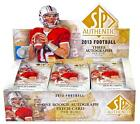 2013 Upper Deck SP Authentic Football - Pick A Player