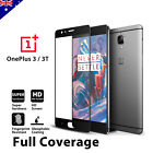 Full Coverage Edge to Edge Tempered Glass Screen Protector For OnePlus 3/ 3T