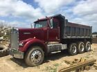 1993 Kenworth W900B Dump Truck Mechanics Special NO RESERVE!! CAT 3406B