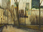 Clive McCartney TWILIGHT, CENTRAL PARK, NEW YORK giclee print VARIOUS SIZES new