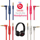 New 3.5mm Replacement Audio Cable Cord Wire For Beats Solo 2 Studio Headphones