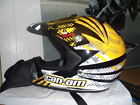 NOS Can Am Spyder ATV Motocross Snowmobile Rotax Helmet