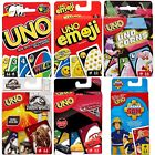 UNO+CARD+GAME+BY+MATTEL+%2F%2F+NEW+AND+SEALED+%2F%2F+CHOOSE+EDITION