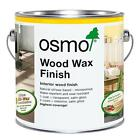 Osmo Wood Wax Finish Intensive in 5 Colours & 5ml, 125ml, 750ml & 2.5 Litres