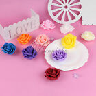 Many Colors 7cm Foam Artificial Roses Flowers Heads For Home Wedding Decorations