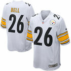 Pittsburgh Steelers Le'Veon Bell Nike White Men's Game Jersey
