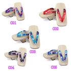 Women's Fashion casual cool sandals high heels Japanese clogs 5 color 23 24 25cm