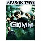 Grimm: Season Two (DVD, 2013, 5-Disc Set), NEW, CLEARANCE SALE