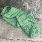OLIVE GREEN SNUGPAK PERTEX SOFTIE DISCOVERY SLEEPING BAG,NO COMPRESSION SACK