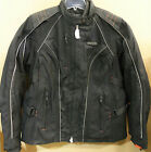 NEW Harley-Davidson Women 98368-12VW Nylon FXRG Functional Jacket sz S $595