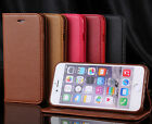 Luxury Leather Silicone Stand Wallet Flip Hard Case Cover for iPhone 6 6s 7Plus
