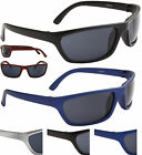 Designer Sport Small Wrap Sunglasses Boy Golf Running Cycling UV400 Ladies Mens